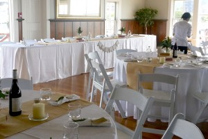 Weddings at the Boatshed